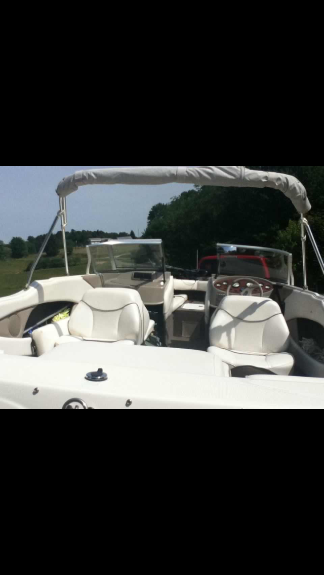 Bayliner fish/ski boat