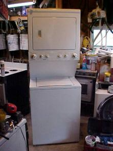 Kenmore / Frigidaire Washer-Dryer COMBO