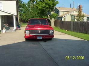75 Pro Street Chevy C10 Sell Or Trade